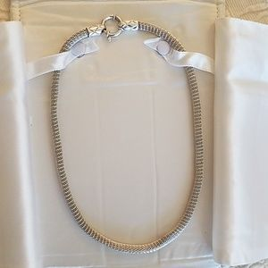 Jewelry - Sterling Silver  Mesh Necklace